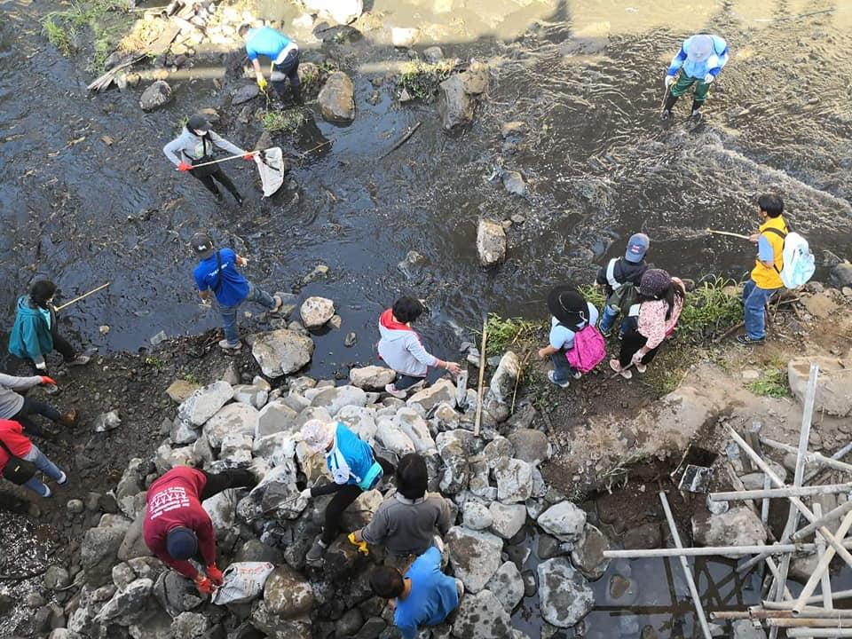 EMB Cordillera To Launch Plogging Along Bued River
