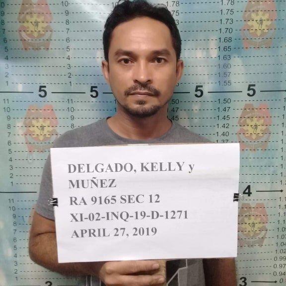 Former KARAPATAN SMR SecGen. Nabbed for Drugs Paraphernalia position