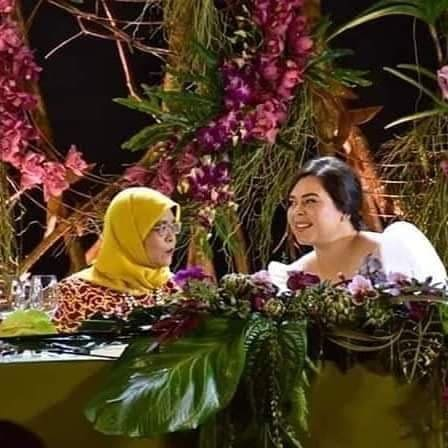 Singapore President Halimah Yacod Visit in Davao City Today