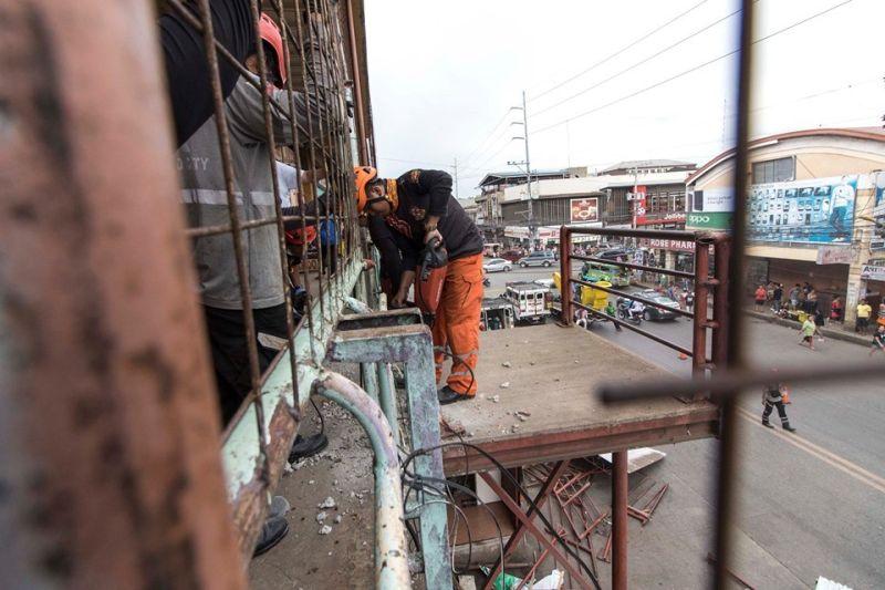 CDO Nagkinahanglan Sa Dugang Pang Road Clearing Operations