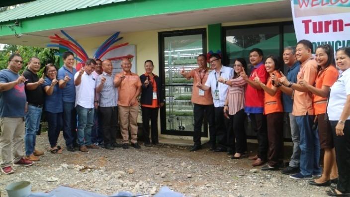 Deparment Of Agriculture Gitunol Ang Milyones Nga Laboratoryo, Gamit Panguma Sa Davnor